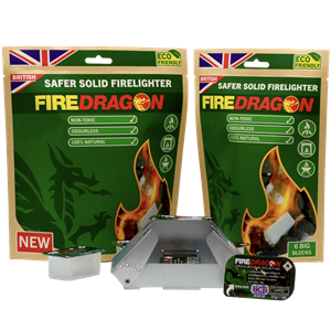 FireDragon Solid Fuel