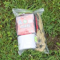 CL006 Snap seal bag Small