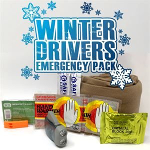 CK038 Winter Drivers Emergency Pack