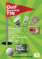 Golf Survival Tin