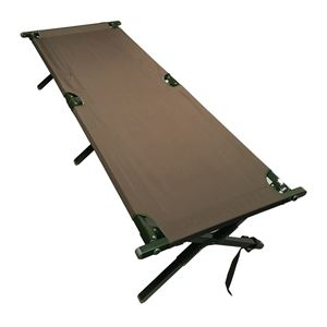 Large Camp Cot Bed currently in survice with the Dutch MoD