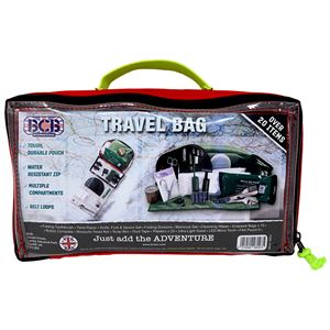 Travel Bag Packaging
